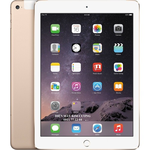Apple iPad Air 2 Cellular 16GB - HÀNG CHÍNH HÃNG - 6261839 , 12838862 , 15_12838862 , 9699000 , Apple-iPad-Air-2-Cellular-16GB-HANG-CHINH-HANG-15_12838862 , sendo.vn , Apple iPad Air 2 Cellular 16GB - HÀNG CHÍNH HÃNG