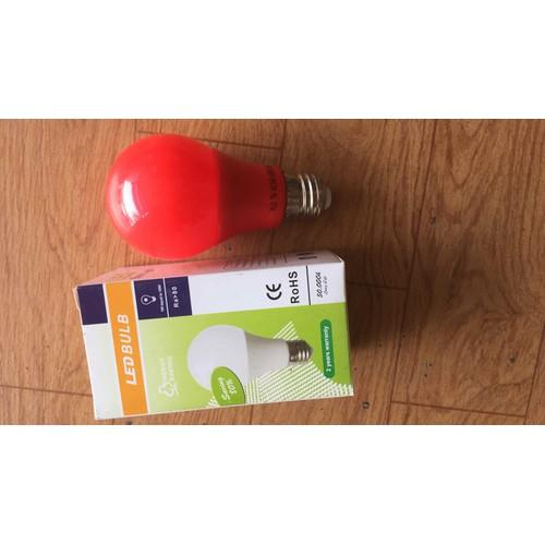 Bóng đèn led 7w màu đỏ - 6256929 , 12831381 , 15_12831381 , 37000 , Bong-den-led-7w-mau-do-15_12831381 , sendo.vn , Bóng đèn led 7w màu đỏ