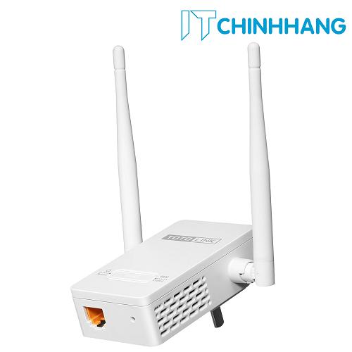 Bộ Kích Sóng Wifi Totolink EX200 Chuẩn - Hàng Chính Hãng