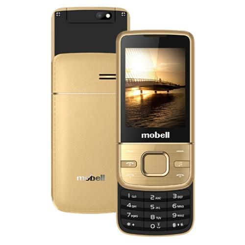 Điện thoại nắp trượt 2 sim Mobell M889 Fullbox