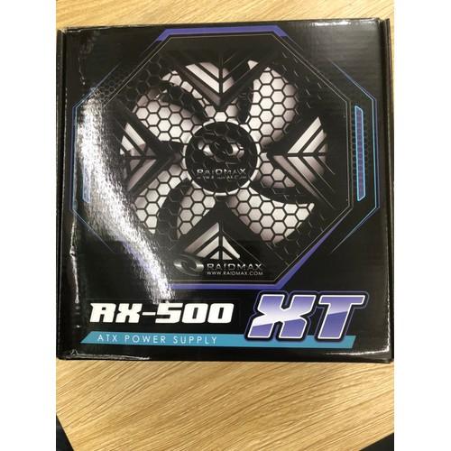 Nguồn máy tính Raidmax  RX-500XT  500W