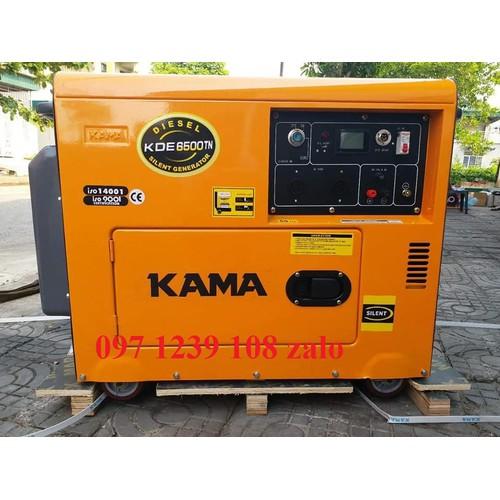 Máy phát điện KAMA KDE 6500TN - 6258834 , 12834653 , 15_12834653 , 20000000 , May-phat-dien-KAMA-KDE-6500TN-15_12834653 , sendo.vn , Máy phát điện KAMA KDE 6500TN
