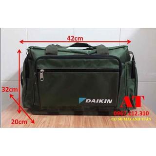 Túi Đựng Đồ Nghề - Logo DAKIN 7 ngăn cao cấp size đại - TDN7NCCT thumbnail