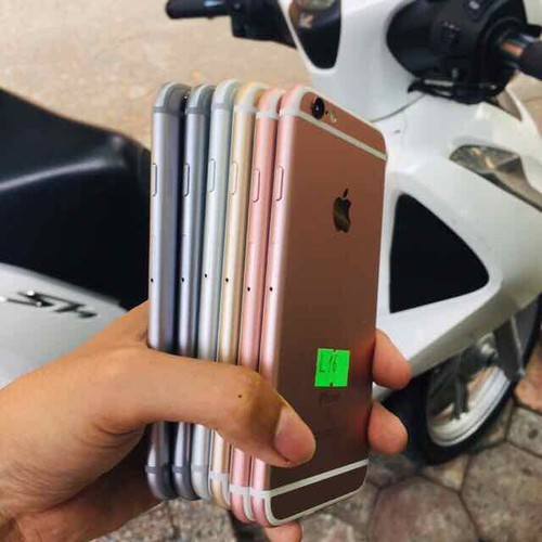 ĐIỆN THOẠI IPHONE 6S LOCK 16GB zin keng