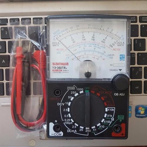 đồng hồ đo điện tử
