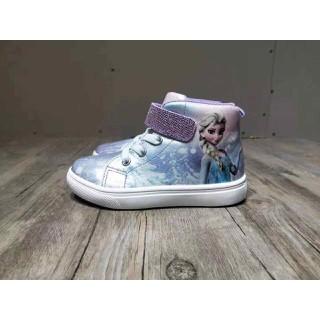 Giày boot elsa cho bé gái siêu cá tính size 24-35 - GiayBootElsaBG thumbnail