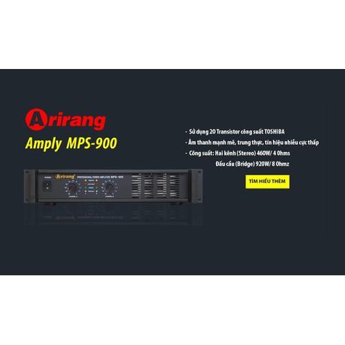 AMPLY ARIRANG MPS-900 - 6278037 , 12860321 , 15_12860321 , 10900000 , AMPLY-ARIRANG-MPS-900-15_12860321 , sendo.vn , AMPLY ARIRANG MPS-900