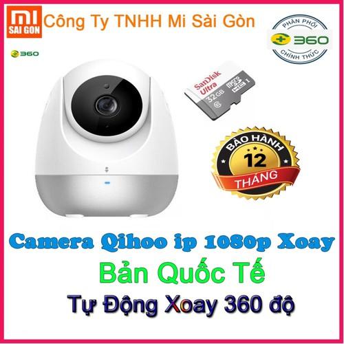 Camera ip Qihoo 360 full HD 1080p xoay 360 độ Kèm thẻ nhớ 32Gb - 6276187 , 12857910 , 15_12857910 , 1350000 , Camera-ip-Qihoo-360-full-HD-1080p-xoay-360-do-Kem-the-nho-32Gb-15_12857910 , sendo.vn , Camera ip Qihoo 360 full HD 1080p xoay 360 độ Kèm thẻ nhớ 32Gb