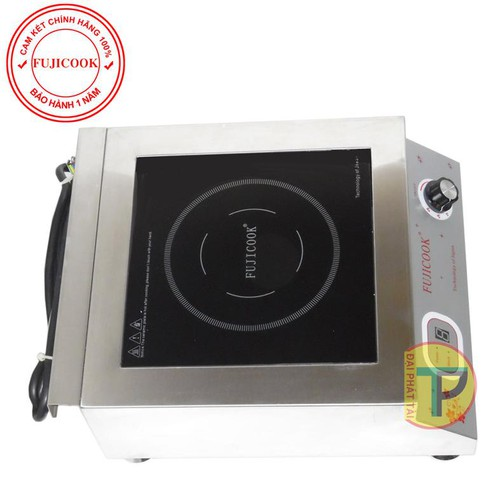 Bếp điện từ công nghiệp Fujicook DD-IC 139 5000W