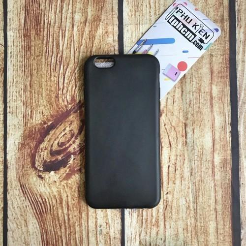 Ốp lưng iPhone 6-6s dẻo Nhám Siêu mỏng