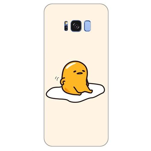 Ốp lưng điện thoại samsung galaxy s8 - lazy egg 03