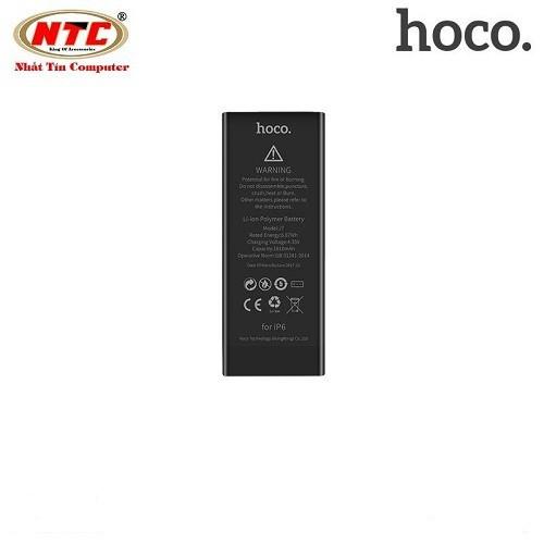 Pin điện thoại cho Iphone 5S-5C Hoco J7 Đen-Hãng phân phối chính thức