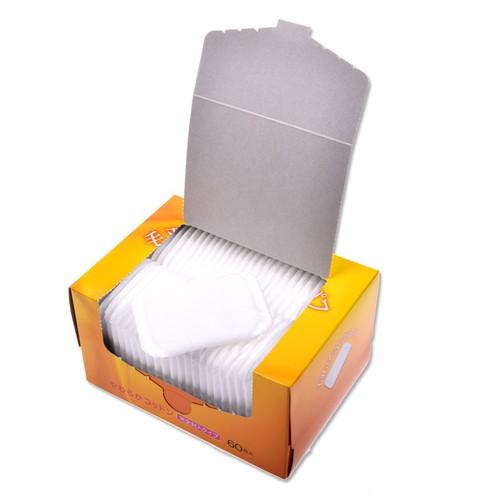 Hàng Nhật - Hộp 60 miếng bông tẩy trang Kyowa - 6298549 , 12886530 , 15_12886530 , 70000 , Hang-Nhat-Hop-60-mieng-bong-tay-trang-Kyowa-15_12886530 , sendo.vn , Hàng Nhật - Hộp 60 miếng bông tẩy trang Kyowa