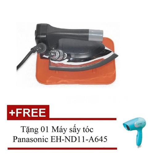 Bàn ủi hơi nước công nghiệp Korea Pelican Pen 520 + Tặng NTT