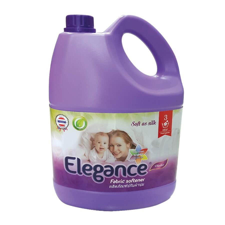 Nước xả Elegance can 3.5L