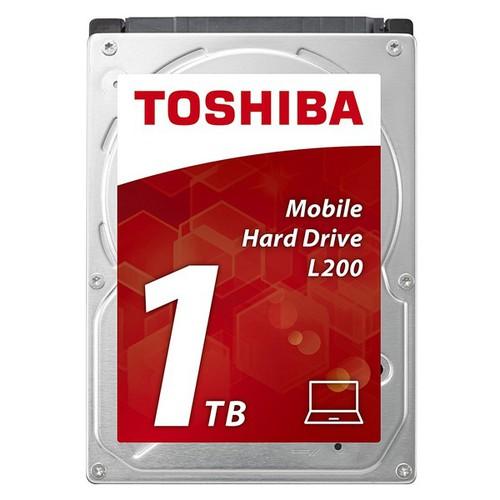 Ổ cứng HDD Toshiba L200 2.5 1TB SATA  5400 RPM - 6298186 , 12886249 , 15_12886249 , 1270000 , O-cung-HDD-Toshiba-L200-2.5-1TB-SATA-5400-RPM-15_12886249 , sendo.vn , Ổ cứng HDD Toshiba L200 2.5 1TB SATA  5400 RPM