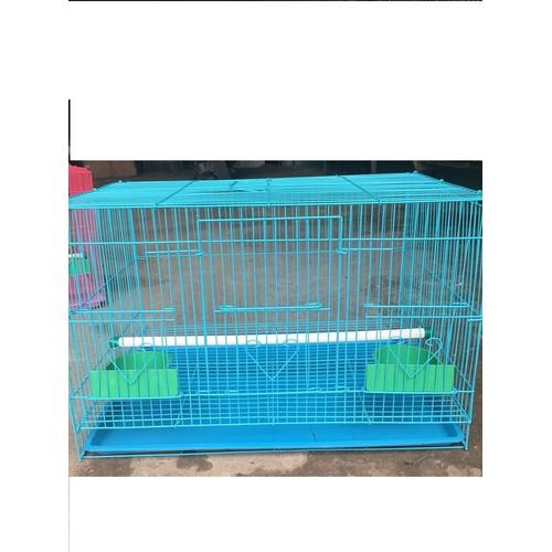 Lồng màu nuôi chim - Lồng nuôi thú nhỏ - Lồng chứa nhỏ - Lồng nuôi yến phụng