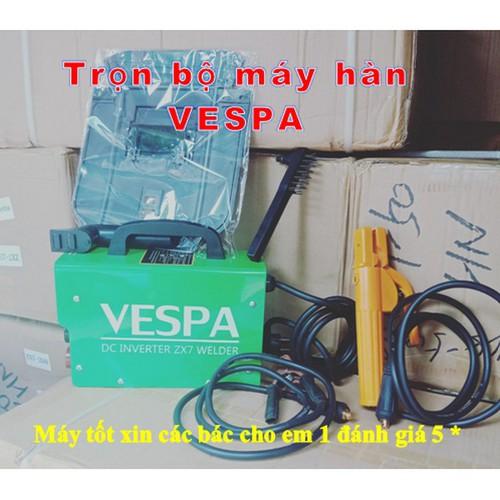 Máy hàn que điện tử ZX7-250A VESPA - may han dien tu
