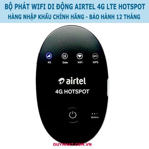 Thiết Bị Wifi 4G - Bộ Phát 4G - Cục Phát 4G