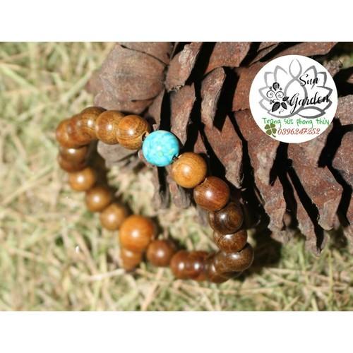 Vòng tay bách xanh 10ly mix hạt gỗ hóa thạch xanh ngọc - 6300513 , 12888695 , 15_12888695 , 140000 , Vong-tay-bach-xanh-10ly-mix-hat-go-hoa-thach-xanh-ngoc-15_12888695 , sendo.vn , Vòng tay bách xanh 10ly mix hạt gỗ hóa thạch xanh ngọc