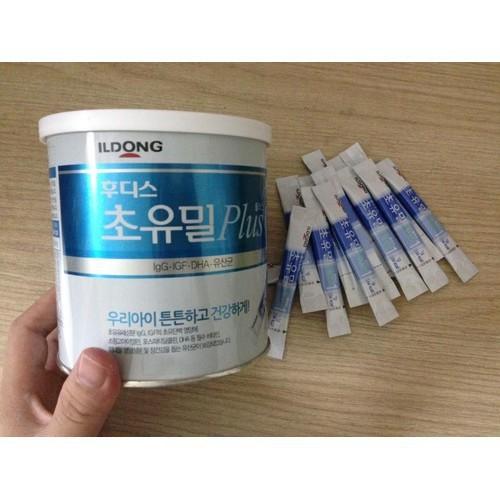 Sữa non Ildong Hàn Quốc 100g số 1 - 6319114 , 12912443 , 15_12912443 , 370000 , Sua-non-Ildong-Han-Quoc-100g-so-1-15_12912443 , sendo.vn , Sữa non Ildong Hàn Quốc 100g số 1