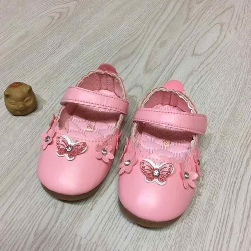 giày trẻ em búp bê bé gái gắn cánh bướm hồng nữ tính - 6310933 , 12901120 , 15_12901120 , 120000 , giay-tre-em-bup-be-be-gai-gan-canh-buom-hong-nu-tinh-15_12901120 , sendo.vn , giày trẻ em búp bê bé gái gắn cánh bướm hồng nữ tính