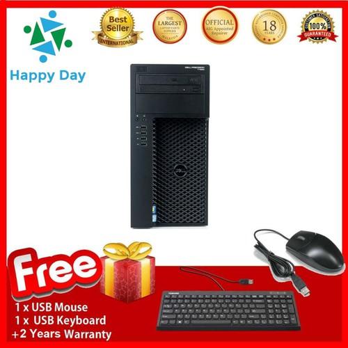Dell T1650 , E3 1225 , R12GB , SSD120GB , Quadro 600