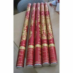 pháo giấy kim tuyến 80cm lốc 6 cây