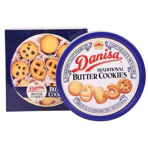 Bánh quy bơ cao cấp DANISA 908gr