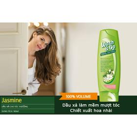 Dầu xả mềm mượt tóc chiết xuất hoa nhài 180ml cho tóc thường - ITALIA - 8008970042473