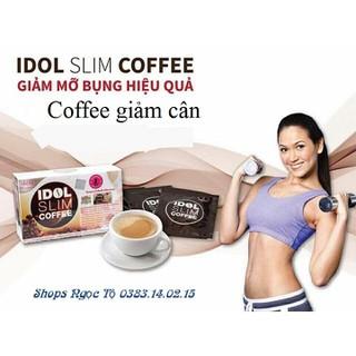 Giảm cân - Cà phê giảm cân idol slim coffee - slim cà fe thumbnail