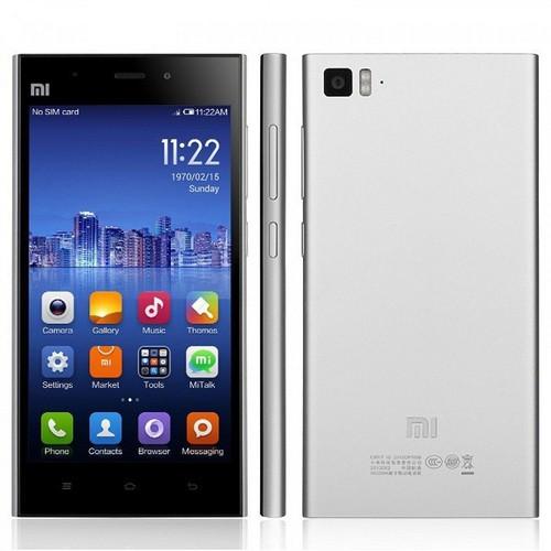Điện thoại Xiaomi Mi3 Ram 2GB - Hàng nhập khẩu - 6328510 , 12923905 , 15_12923905 , 1250000 , Dien-thoai-Xiaomi-Mi3-Ram-2GB-Hang-nhap-khau-15_12923905 , sendo.vn , Điện thoại Xiaomi Mi3 Ram 2GB - Hàng nhập khẩu
