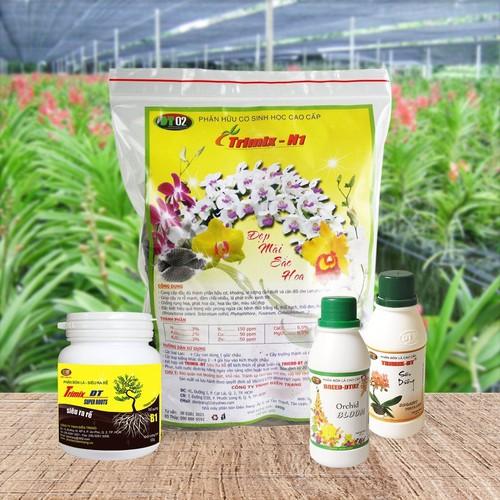 BỘ phân bón cho lan dưỡng cây, kích ra rễ, ra hoa, dưỡng hoa lâu tàn - 6323250 , 12917105 , 15_12917105 , 170000 , BO-phan-bon-cho-lan-duong-cay-kich-ra-re-ra-hoa-duong-hoa-lau-tan-15_12917105 , sendo.vn , BỘ phân bón cho lan dưỡng cây, kích ra rễ, ra hoa, dưỡng hoa lâu tàn