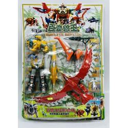 Vỉ siêu nhân Gao ráp chim lửa 33093