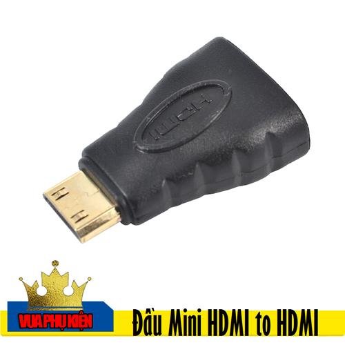 Đầu Chuyển Mini HDMI sang HDMI - 6324352 , 12918644 , 15_12918644 , 70000 , Dau-Chuyen-Mini-HDMI-sang-HDMI-15_12918644 , sendo.vn , Đầu Chuyển Mini HDMI sang HDMI