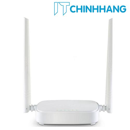 Bộ Phát Sóng Wifi Tenda N301 - Hàng Chính Hãng
