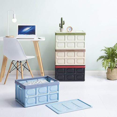 Tủ nhựa đựng đồ xếp gọn-Thùng nhựa để đồ xếp gọn -hộp đựng đồ