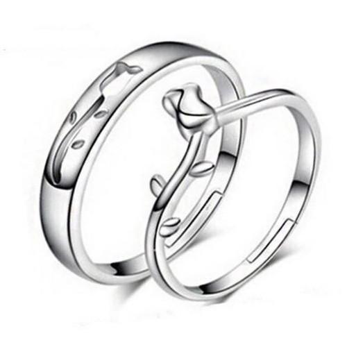 Nhẫn đôi LOVE