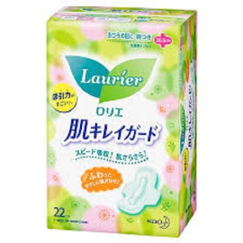 Băng vệ sinh Laurier - Băng vệ sinh Laurier ngày có cánh