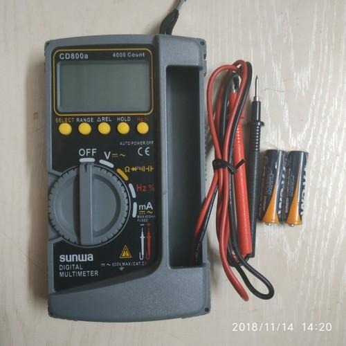 Đồng hồ vạn năng số sunwa - 16974445 , 12918493 , 15_12918493 , 440000 , Dong-ho-van-nang-so-sunwa-15_12918493 , sendo.vn , Đồng hồ vạn năng số sunwa