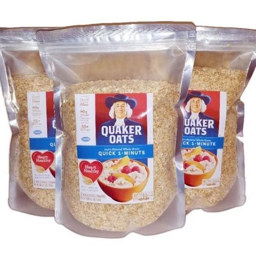3kg yến mạch quaker oats cán mỏng - 10906929 , 12920275 , 15_12920275 , 190000 , 3kg-yen-mach-quaker-oats-can-mong-15_12920275 , sendo.vn , 3kg yến mạch quaker oats cán mỏng
