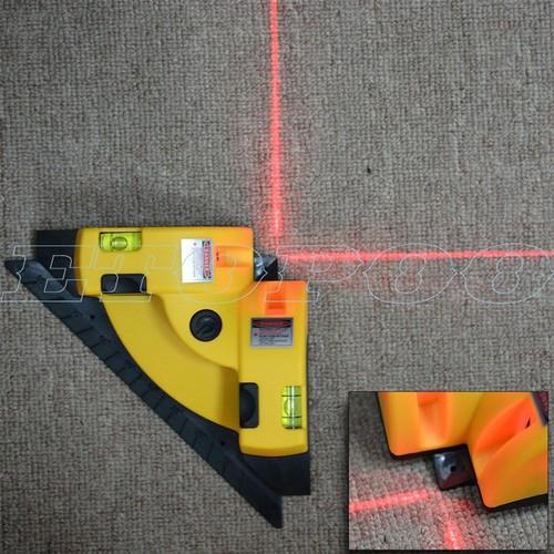 Thước eke ke góc vuông Laser máy đo góc vuông 90 độ bằng tia Laser đa năng