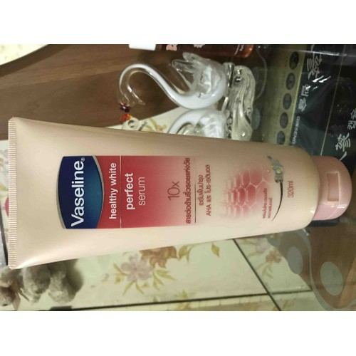 Dưỡng Thể Vaseline Healthy White Perfect Serum 10X - 6333441 , 12930435 , 15_12930435 , 200000 , Duong-The-Vaseline-Healthy-White-Perfect-Serum-10X-15_12930435 , sendo.vn , Dưỡng Thể Vaseline Healthy White Perfect Serum 10X