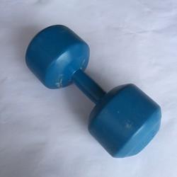 Tạ tay nhựa 10kg, tạ nhựa, tạ tay 10kg, dụng cụ tập tay, tạ nhựa 10kg