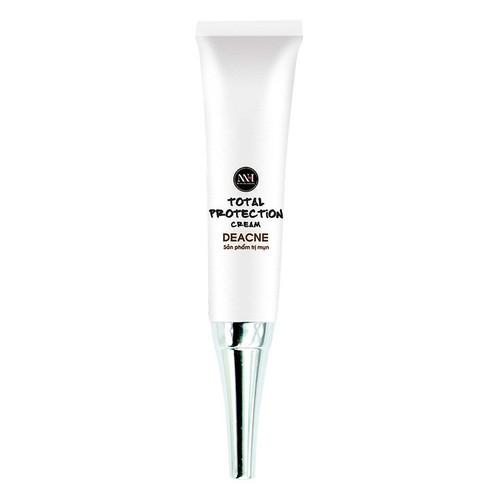 Kem Trị Mụn MH Natural Skincare Total Protection Cream Deacne 15g