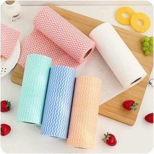 02 cuộn 100 tờ khăn lau đa năng khăn giấy vệ sinh nhà bếp sử dụng 1 lần - 6347300 , 12947607 , 15_12947607 , 70000 , 02-cuon-100-to-khan-lau-da-nang-khan-giay-ve-sinh-nha-bep-su-dung-1-lan-15_12947607 , sendo.vn , 02 cuộn 100 tờ khăn lau đa năng khăn giấy vệ sinh nhà bếp sử dụng 1 lần