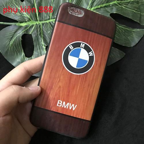 Ốp lưng Iphone 5,6 BMW dẻo