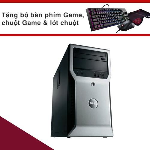 DELL T1600 MT, Xeon E3, 1240, RAM 16GB, SSD120GB, HDD2TB, Quadro 2000