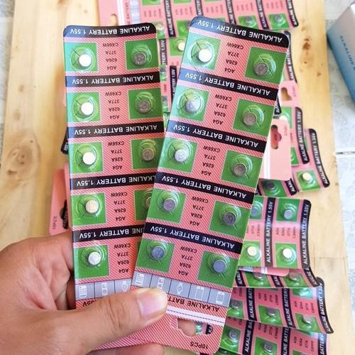 50 Pin đồng hồ đeo tay pin đồng hồ phố thông