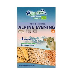 Bột pha sữa Organic Đêm Alpine 1689